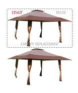 "153"" x 153"" Gazebo Replacement Canopy Top Cover Outdoor Patio Sun Shade ... - $59.99"