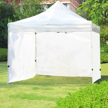 Wind and Sun Shade Privacy Side Curtain Panel for 10 x 10Ft Gazebo - $99.99+
