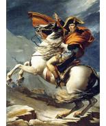 Jacques Louis David Napoleon Crossing the Alps 1000 pcs Jigsaw puzzles T... - $23.36