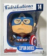 Funko Fabrikations CAPTAIN AMERICA Avengers Age of Ultron Soft Sculpture... - $345,55 MXN
