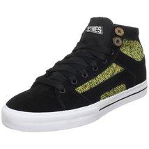 etnies Women's RSS High Skate Shoe,Black/White/... - $39.99