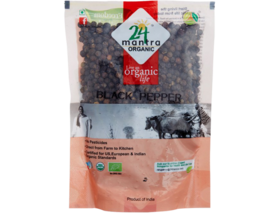 24 Mantra  -  Black Pepper Whole   - Organic  - €7,12 EUR