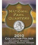 National Park Quarters Small Folder [Hardcover] [Aug 24, 2010] Whitman P... - $5.68