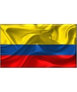 Colombia Flag Refrigerator Magnet - $1.99+
