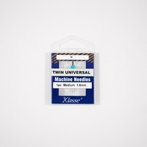 Klasse Twin Universal 1.6mm/80, 1 Needle-Bundle of 5 - $10.88