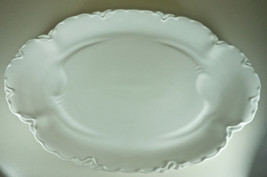 Haviland Ranson Oval Serving Platter with Well Imperfect - $118.77