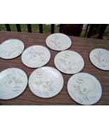 Enamel Plates Set Eight 9 inch Dinnerware Plate... - $19.50
