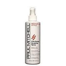 Paul Mitchell Fast Drying Sculpting Spray 8.5 oz - $19.99