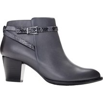 Vionic Womens Upton Ankle Boot Dark Grey Size 7 - $107.82