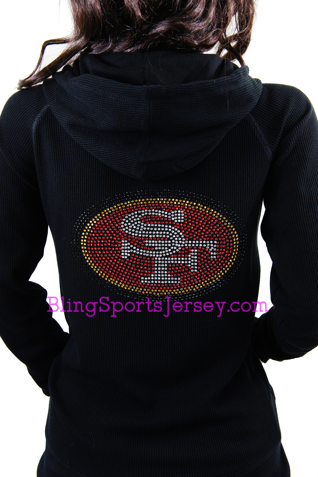 hot sale online a34c3 d126a San Francisco SF 49ers Jersey Bling and 50 similar items
