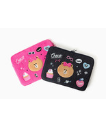 "LINE Friends CHOCO Notebook Pouch 13"" Laptop Multi Character Bag Case *T... - $60.75+"