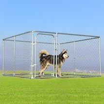 7.5' x 7.5' Pet Dog Run House Kennel - $402.06