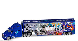 Disneyland 60th Diamond Celebration Die Cast Hauler Truck  - $69.95