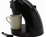 Brentwood Single Cup Coffee Maker- Black