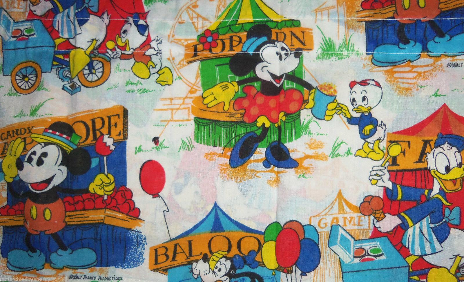 Disney Mickey Minnie Mouse Window Valance And 37 Similar Items