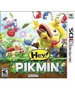 Hey Pikmin (Nintendo 3DS, 2017) - $38.00