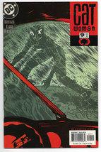 Catwoman 9 Vol 3 2002 DC Comics (VF+) - $1.99