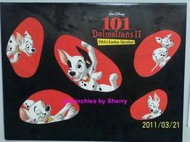 Walt Disney Art 101 Dalmatians II Lithographs Suitable Framing Childs Ro... - $59.95