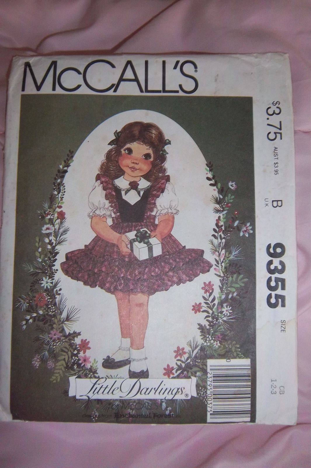 Mccalls 9355 1 Little Darlings Dress Kind and similar items