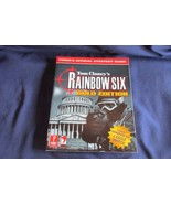 Prima Strategy Guide Rainbow Six, Free Shipping in USA - $10.70