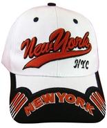 New York City NYC Men's Adjustable Curved Brim Baseball Cap Hat with Das... - $9.95