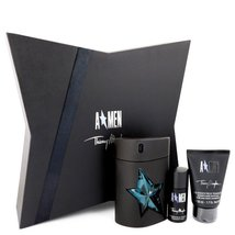 Thierry Mugler Angel 3.4 Oz EDT Spray + Shampoo 1.7 Oz + Deodorant 3 Pcs... - $78.95