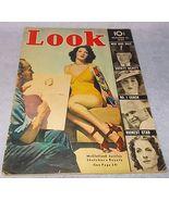Look Magazine October 12 1937 Fiorello LaGuardi... - $9.95