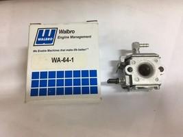 Oem Walbro Carburetor WA-64-1 WA641 - Free Shipping! - $79.19