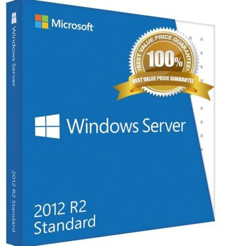 Windows Server 2012 Standard Version R2 Full Retail