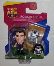 SoccerStarz Barcelona Gerard Pique Home Kit 2016-17 - $6.00