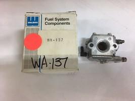 Oem Walbro Carburetor WA-137 WA137 - Free Shipping! - $32.66
