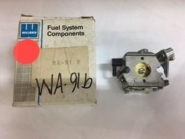 Oem Walbro Carburetor WA-91 WA91B - Free Shipping! - $32.66