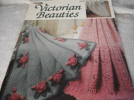 Victorian Beauties: Afghans to Crochet - $5.00