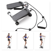 Mini Stepper Climber Cardio Exercise Home Fitness Stair Step Workout Equ... - $49.99
