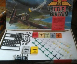 Battle of Britain Board Game Parts : Dice, plan... - $18.91