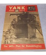 Yank Magazine October 6 1944 Down Under Edition... - $9.95