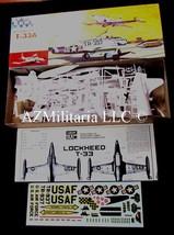 Lockheed T-33A Jet Trainer Hawk 1/48 509-100 - $24.75