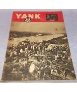 Vintage Yank Magazine April 20 1945 War Issue C... - $11.95