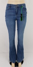 Style & Co. 57418BIJ819 Women's Slim Fit Bijou Wash Flare Leg Jeans - $19.99