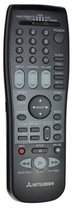 Mitsubishi 290p116b10 Eur647020a Tv Hdtv Remote Control Tested with Batt... - $25.65