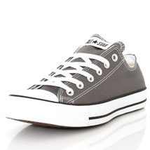 Converse Unisex Chuck Taylor All Star Ox Low Top Charcoal Sneakers - 12 ... - $64.34
