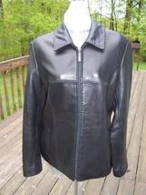 Leather Jacket Women's Jones of New York - $39.99