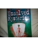 The World's Greatest Unsolved Mysteries [Hardcover] Damon Wilson - $2.97
