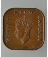 Malaysia 1 Cent SET: 1920 Straits Settlement AN... - $11.20