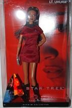 Barbie Star Trek Lt. Uhura - $57.00