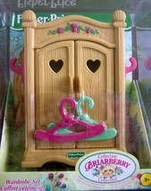 Fisher Price Briarberry Collection - Wardrobe Set (1999 Mattel) - $37.12