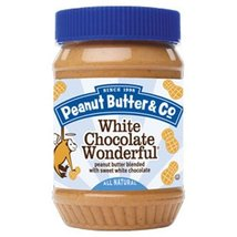 Peanut Butter & Co. White Chocolate Wonderful P... - $10.88