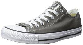 Converse Chuck Taylor All Star Core Low Top Charcoal 1J794 Mens 8.5 - $47.51
