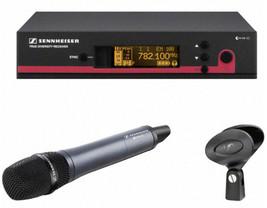 Sennheiser EW145-G3 Wireless Handheld Microphone System w/ e845 Transmitter - $649.95