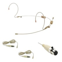 OSP HS-12 EarSet Microphone Mic For Mipro Wireless Bodypack System - TA4F - $199.99